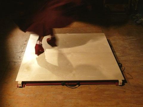 ... Floor 9 Tiles Portable Tap Dance Kit Light Oak · Tapdance Marijke De  Braal Tokotap Nl ...
